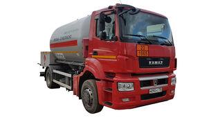 ciężarówka do transportu gazu KAMAZ 5490