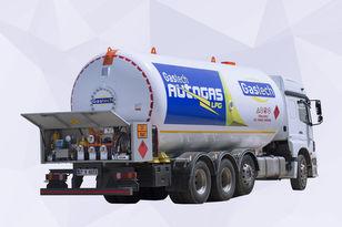 nowa ciężarówka do transportu gazu LPG BOBTAIL TANK