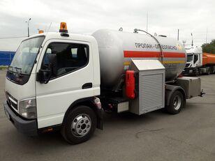ciężarówka do transportu gazu Mitsubishi Fuso FUSO