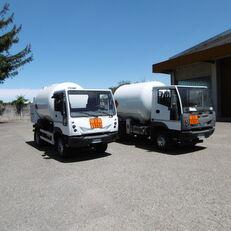 ciężarówka do transportu gazu BUCHER