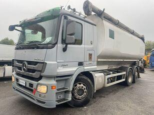 ciężarówka do transportu mąki MERCEDES-BENZ ACTROS 2541