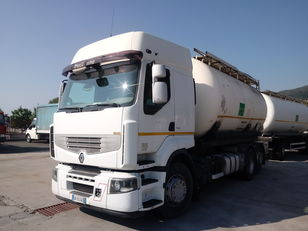 ciężarówka do transportu mąki RENAULT PREMIUM 450 DXI
