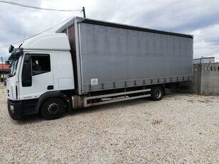 ciężarówka firanka IVECO EuroCargo 120
