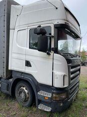ciężarówka firanka SCANIA R380 LB 6X2 MLB