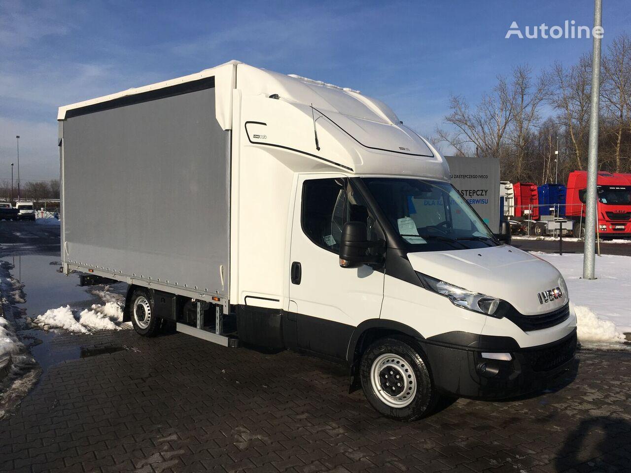 nowy ciężarówka firanka IVECO DAILY 35S18