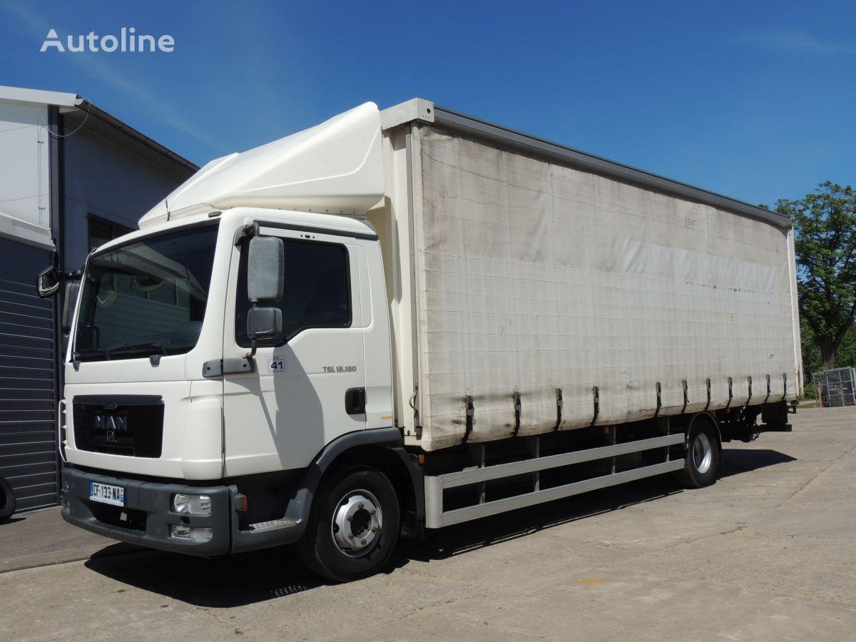 ciężarówka firanka MAN TGL 12.180