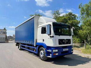ciężarówka firanka MAN TGM 18.240