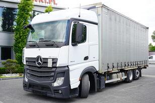 ciężarówka firanka MERCEDES-BENZ Actros 2542