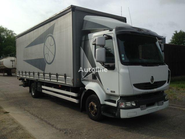 ciężarówka firanka RENAULT MIDLUM 220