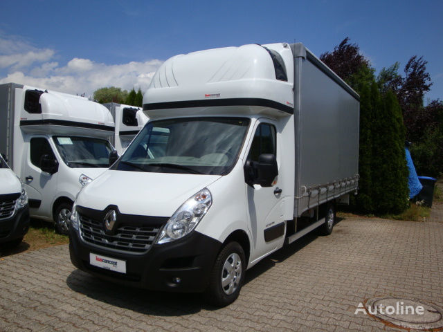 nowy ciężarówka firanka RENAULT Master 170, 10 EPAL