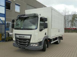 ciężarówka furgon DAF LF210 7,5t Orten City Lifter Kamera SHZ AHK