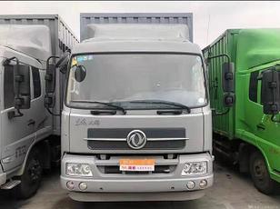 ciężarówka furgon DONGFENG Cargo truck