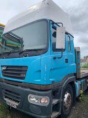 ciężarówka furgon ERF ECX 2005 BREAKING FOR SPARES na części
