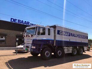 ciężarówka furgon GINAF M 4446-S 8x8 assistentie voertuig