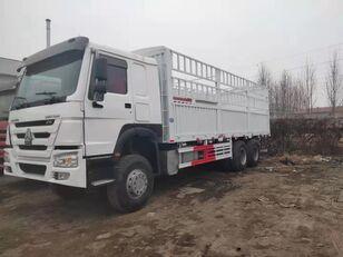 ciężarówka furgon HOWO Cargo truck