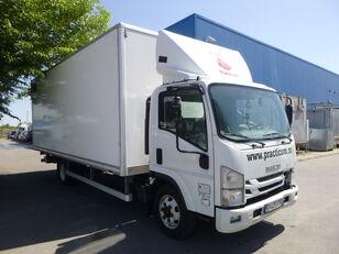 ciężarówka furgon ISUZU NPR 75