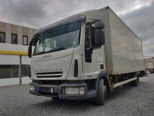 ciężarówka furgon IVECO 100E18