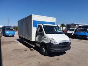 ciężarówka furgon IVECO Daily 70C17A, automatik, LBW