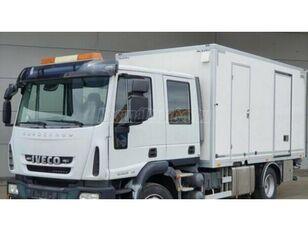 ciężarówka furgon IVECO Eurocargo 120 E 25 Doka Műhelykocsi