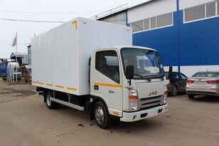 nowy ciężarówka furgon JAC Промтоварный автофургон (европромка) на шасси JAC N56