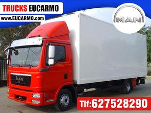 ciężarówka furgon MAN TGL 12 220