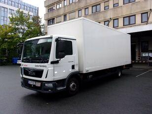 ciężarówka furgon MAN TGL 12.250 Koffer+HF