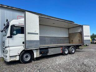 ciężarówka furgon MAN TGX 26.440, 6x2