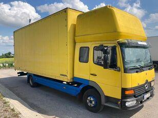 ciężarówka furgon MERCEDES-BENZ 818L ATEGO