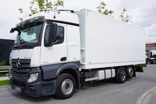 ciężarówka furgon MERCEDES-BENZ Actros 2540 container / 6 x 2 / 18 EP