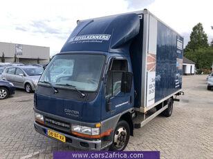 ciężarówka furgon MITSUBISHI Canter FE 534 3.0 D