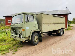 ciężarówka furgon SCANIA 80