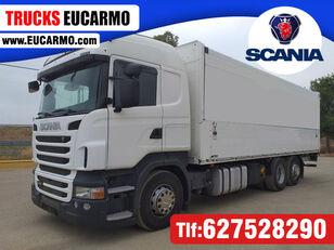 ciężarówka furgon SCANIA R 440
