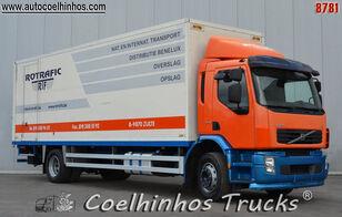 ciężarówka furgon VOLVO FE 260