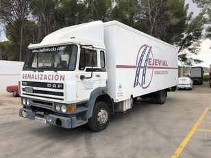ciężarówka furgon DAF 1700