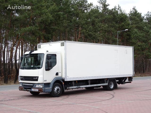 ciężarówka furgon DAF 45.210