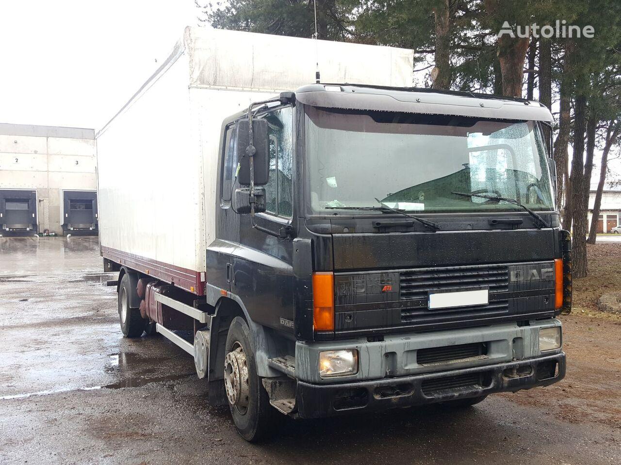ciężarówka furgon DAF 75.300 ATI