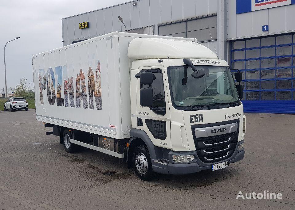 ciężarówka furgon DAF FA LF 170 Euro 6