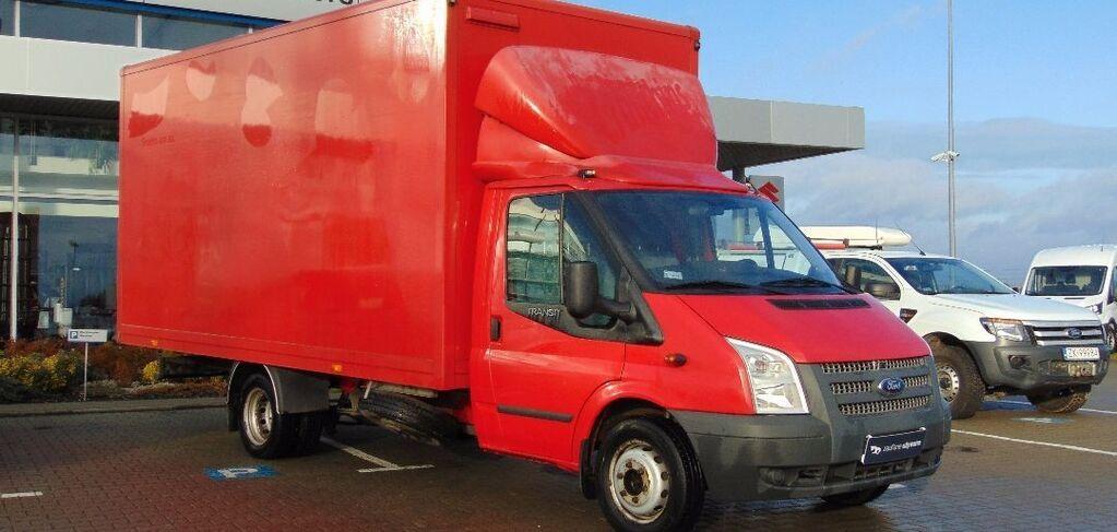 ciężarówka furgon FORD Transit 350