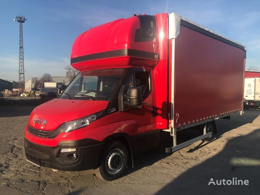 nowy ciężarówka furgon IVECO DAILY 35S18HA8