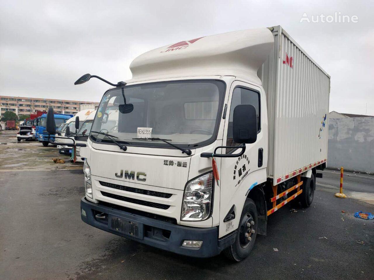 ciężarówka furgon JMC
