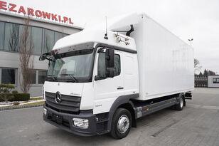 ciężarówka furgon MERCEDES-BENZ Atego 1224, E6, Box 7.10m