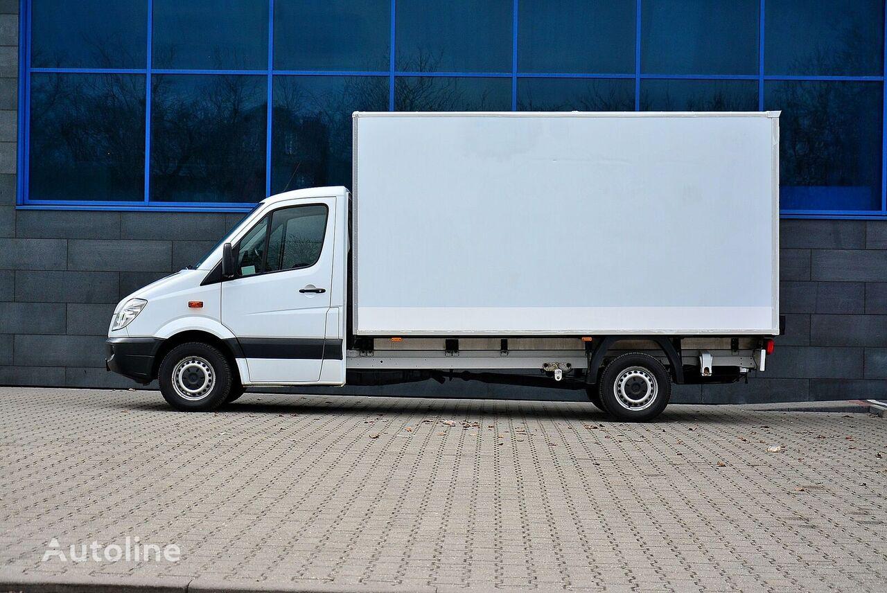ciężarówka furgon MERCEDES-BENZ Sprinter 313 cdi