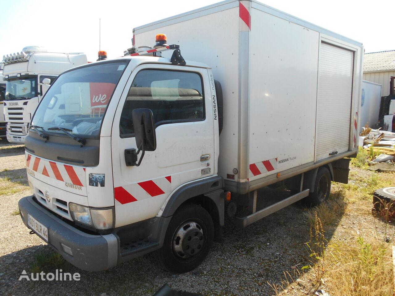ciężarówka furgon NISSAN CABSTAR
