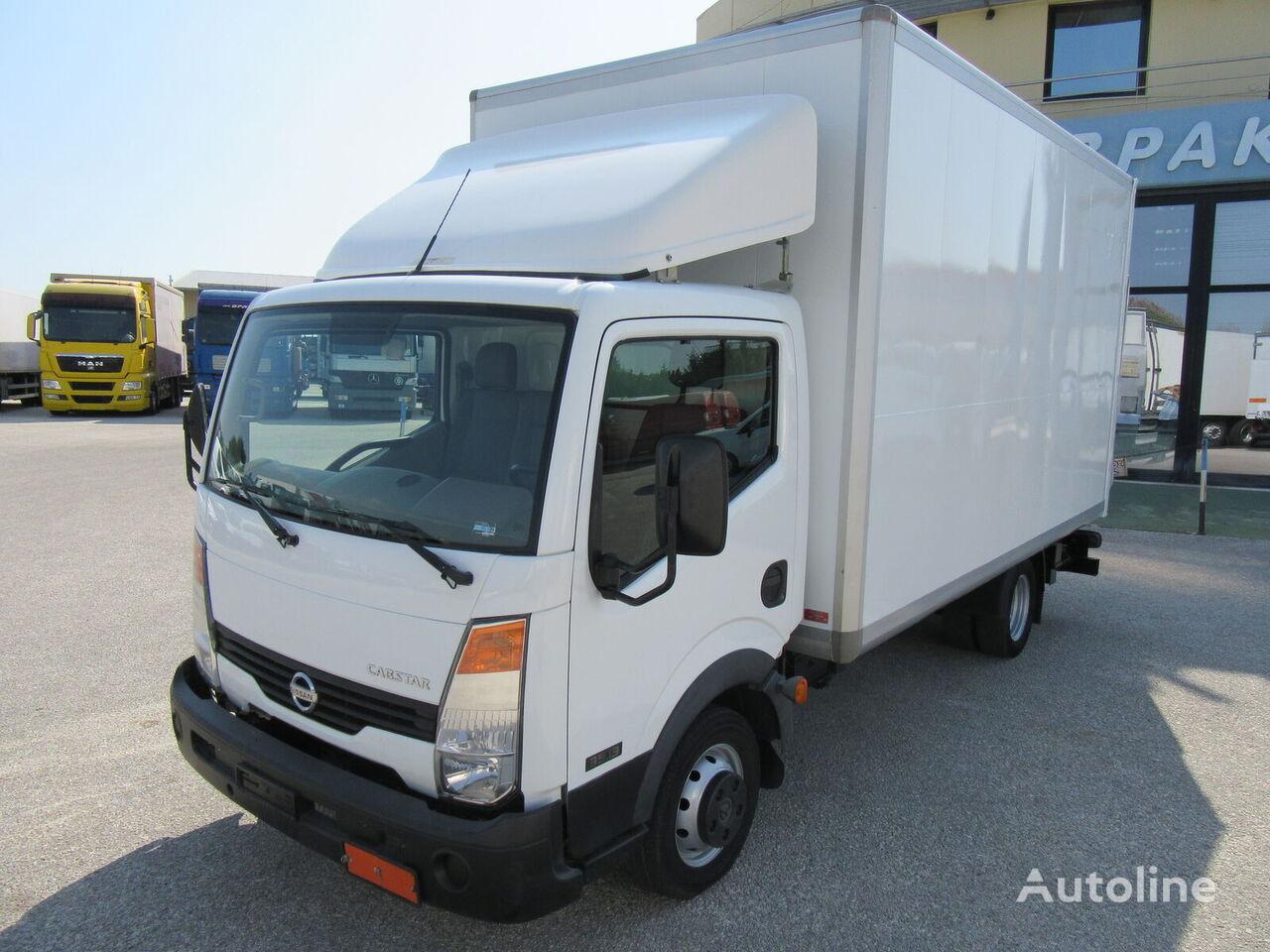 ciężarówka furgon NISSAN CABSTAR F24