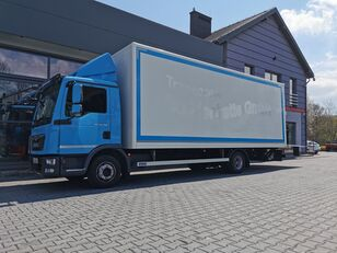 ciężarówka furgon PALFINGER winda MBB C 1500L + zabudowa / kontener