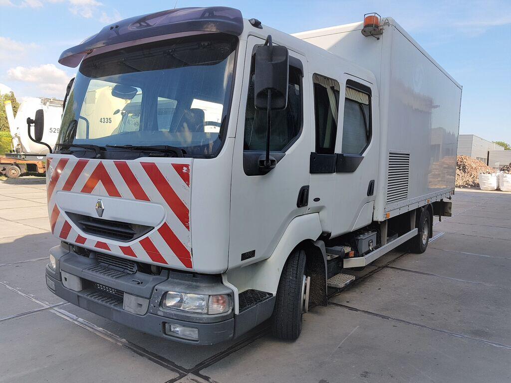 ciężarówka furgon RENAULT Midlum 150 DCi / Full Spring / Manual
