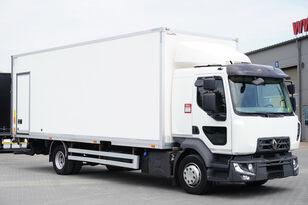 ciężarówka furgon RENAULT Midlum D12 , E6 , SLEEP CAB , 18 EPAL Box , Tail lift , side doo