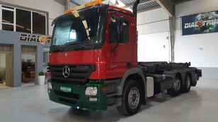 ciężarówka hakowiec MERCEDES-BENZ ACTROS 3541 8X2 D.DIRECC