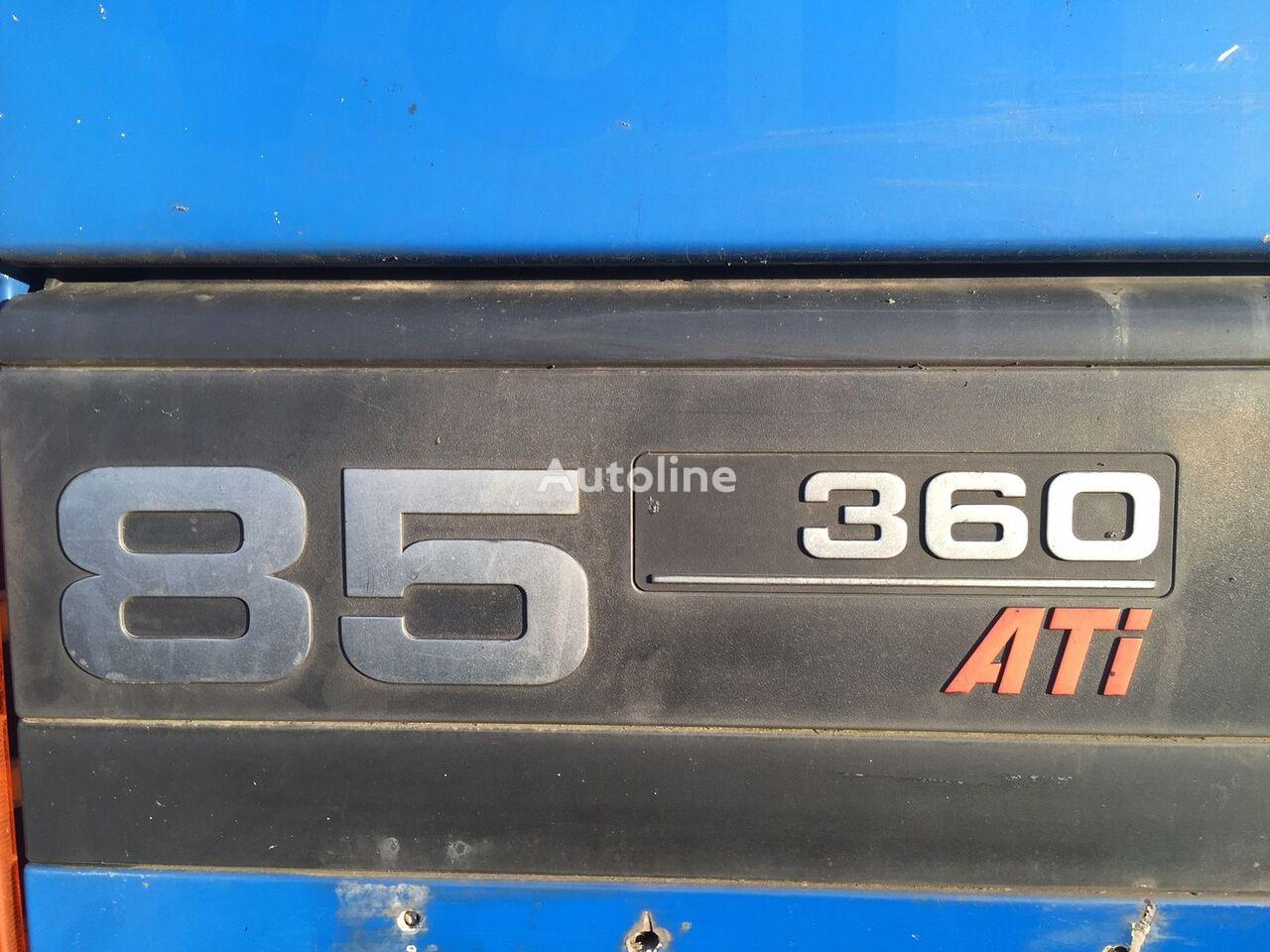 ciężarówka hakowiec DAF 85 CF  6x4  FULL STEEL
