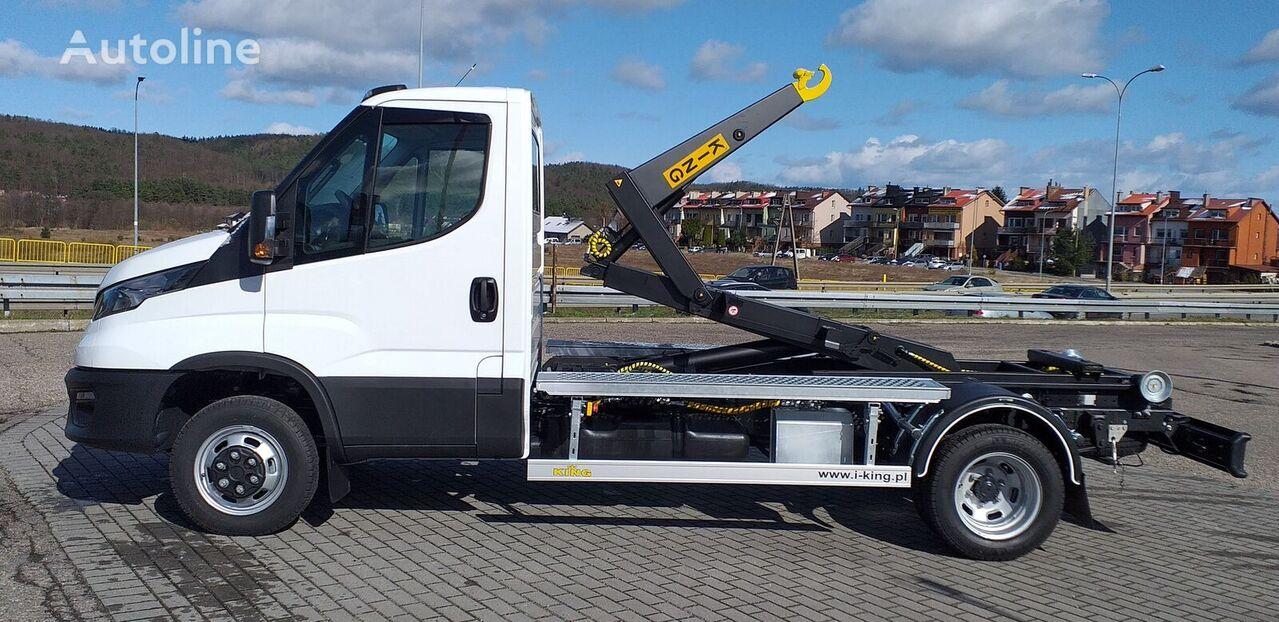 nowa ciężarówka hakowiec IVECO 50C16